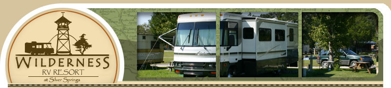 Wilderness RV Resort At Silver Springs