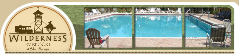 Wilderness RV Resorts at Silver Springs
